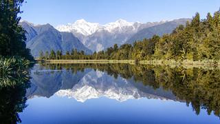 The 'Mirror Lake'