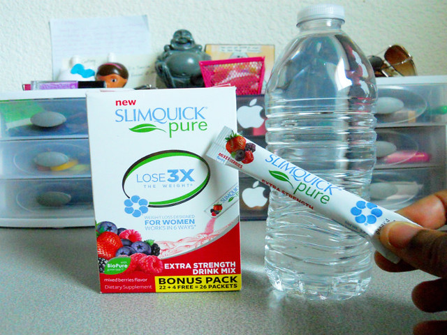 SLIMQUICK Pure Extra Strength Drink Mix 5