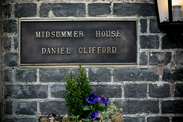 Midsummer House by Daniel Clifford
