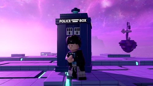 LEGO Dimensions Doctor Who Second Doctor