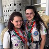 Scouts from Hungary. #WSJ2015