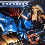 Doro Pesch Force Majeure Mercury USA Pressing