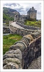 Up to Eilean Donan Castle