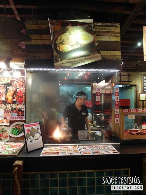 washoku goen vivo city review