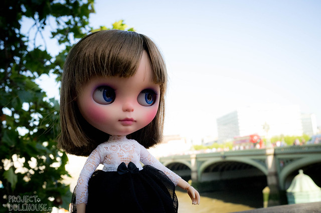 Nori at Big Ben
