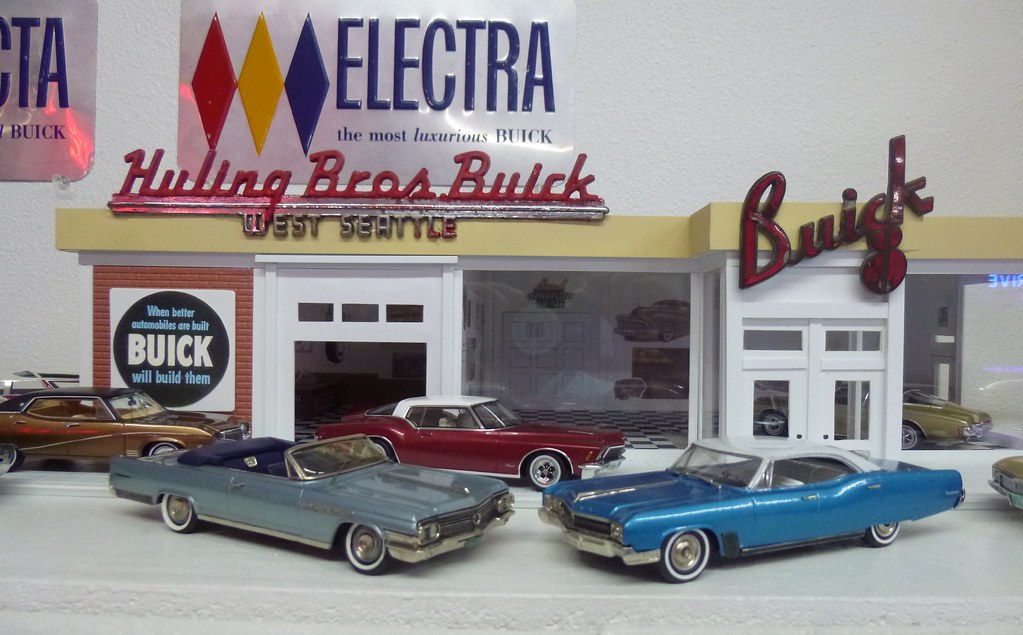 Diecast Car Forums Brooklin S Brilliant New Buick Wildcat