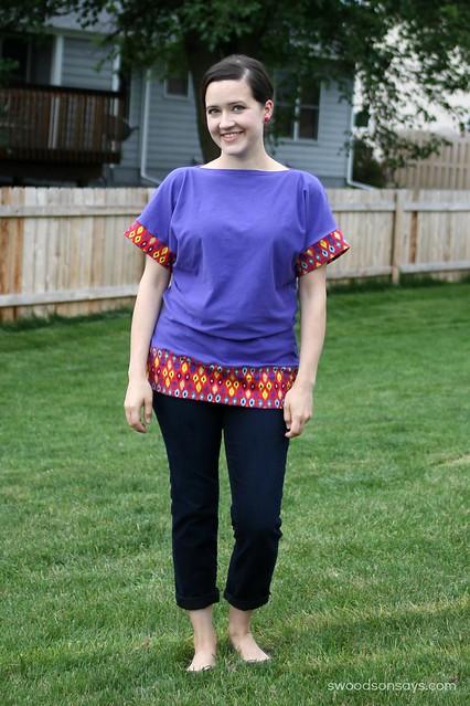 dolman sewing pattern