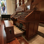 MDS Pipe Organ Console