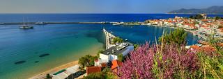 Samos in April