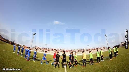 Catania-Equipe Sicilia: cronaca e tabellino$