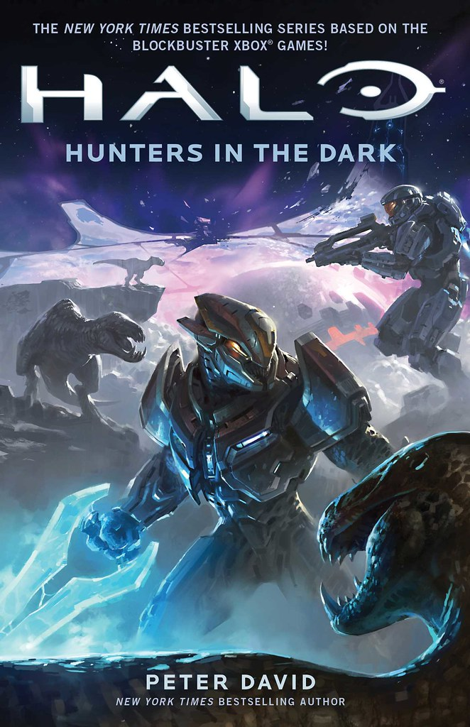'Halo: Hunters in the Dark' by Peter David (reviewed by Skuldren)