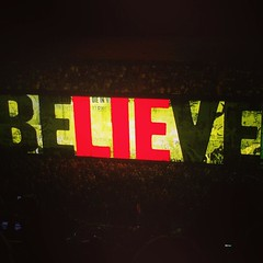 #Believe #U2 #MSG  Innocence + Experience