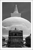 Kiri Vihara dagoba at Polonnaruwa