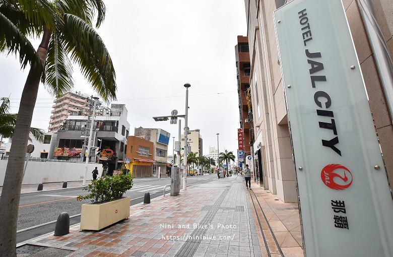 日本沖繩國際通住宿HOTEL JAL CITY51