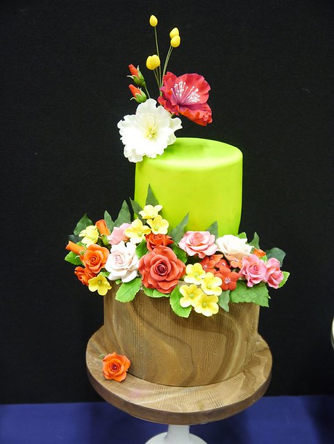 Cake from I Love Cakes by Sheila