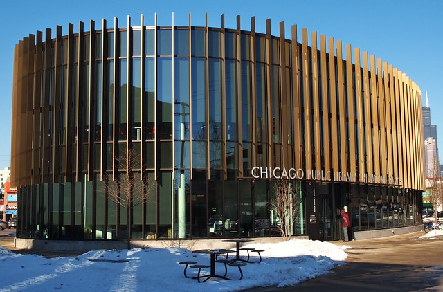 Chicago Public Library Chinatown Branch