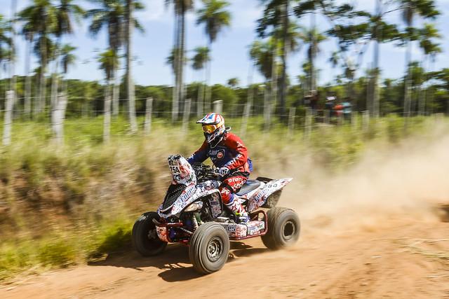 Сергей Карякин завершил первый спецучасток Dakar 2017 на 7 месте