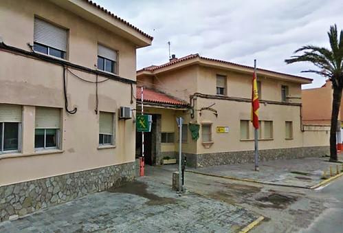 cuartel guardia civil tarifa