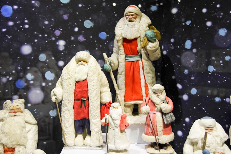 «Дед Мороз, его компания и …» в Коломенском