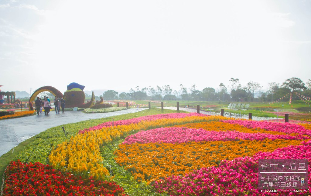 台中國際花毯節34