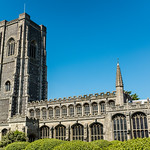 St. Peter & St. Paul's Church, Lavenham - Fuji X100s