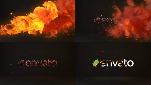 Fire Action Logo - Premiere Pro - 40
