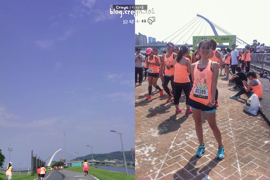 2015.6.22 ▐ 跑腿小妞▐ 那一年我昏倒的 2015 NIKE #WERUNTPE 女生半馬 女子 WE RUN TPE Taipei 賽事 25