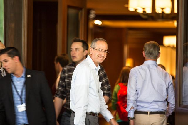 Comcast CEO Brian Roberts, Allen & Company, 2015