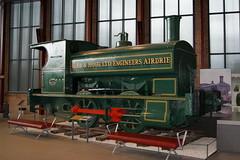 Gibb & Hogg industrial locos.