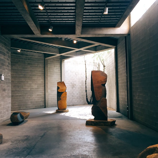 The Noguchi Museum + Long Island City, Queens, NY