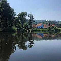 Encore #miroir #Baerenthal #etang #nature #Vosges #Randonnée