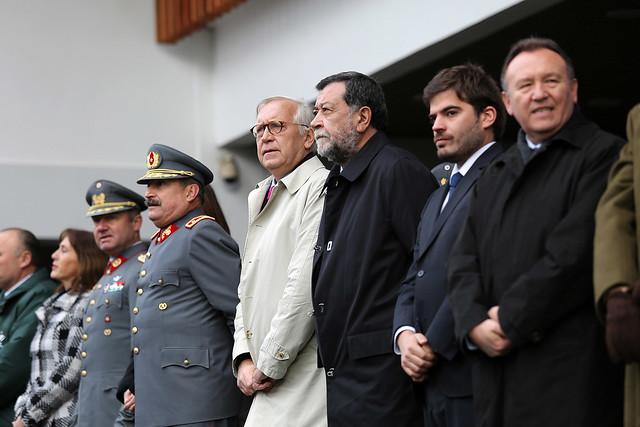 Ministro burgos encabez comit regional operativo en la for Agenda ministro interior