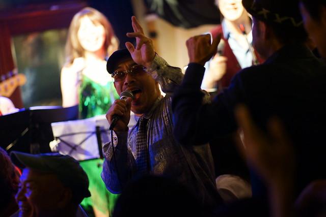 Soul on Fire! live at Rakuya, Tokyo, 19 Jul 2015. 485