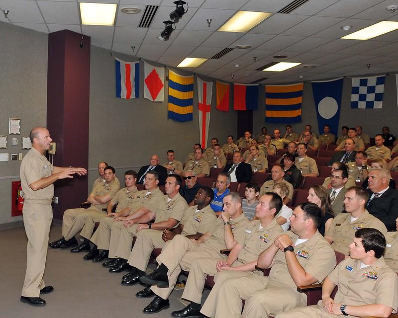 U.S. Navy photo by Daryl Roy, ATRC