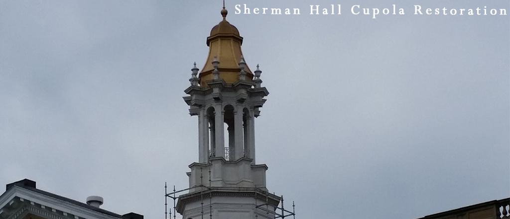 Sherman Banner
