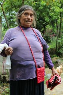 master weaver María Meza Girón