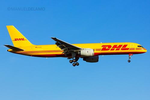 Aircraft (B752) silhouette