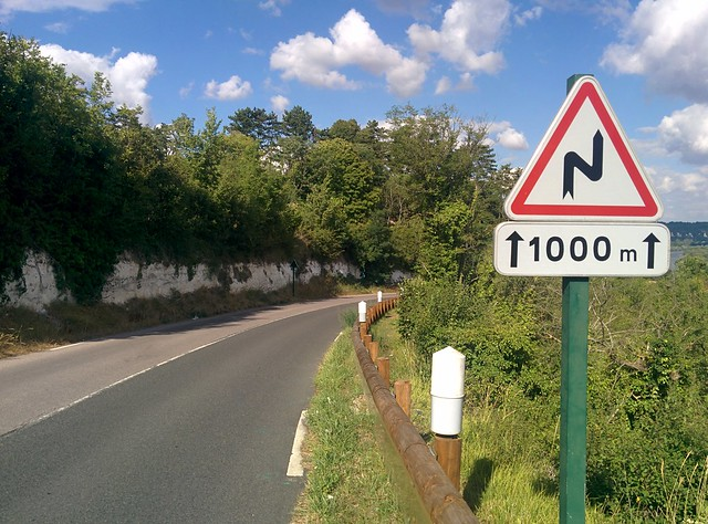 Wrong turn, great descent!