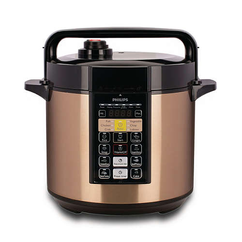 Philips Viva Collection ME Computerized electric pressure cooker