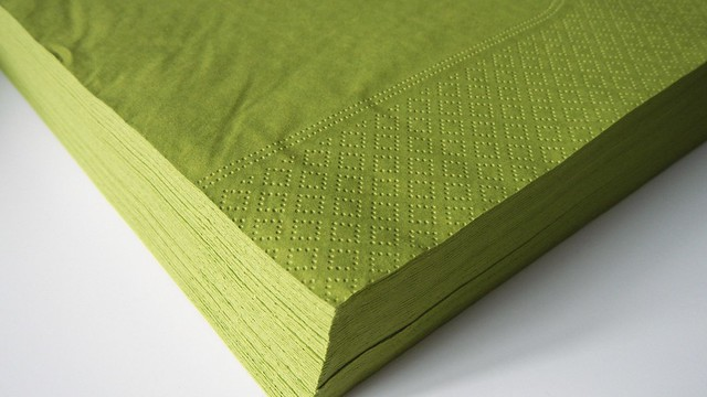 Folded Napkins 21