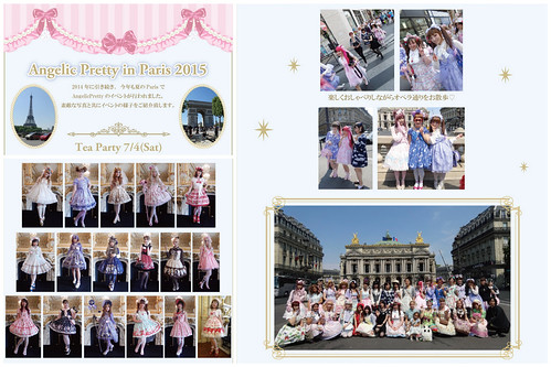Angelic Pretty Site Event Report