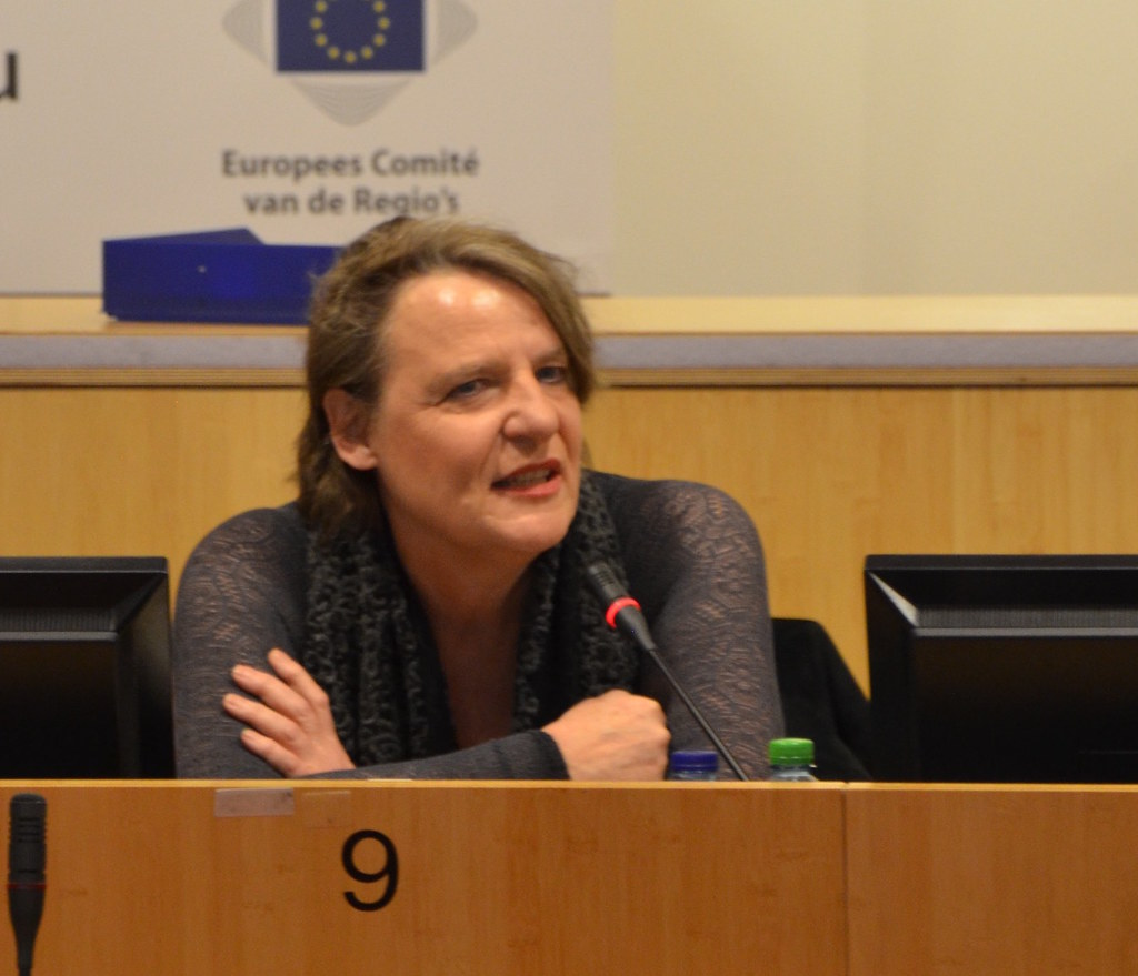 Mary-Ann Schreurs Opening Plenary