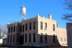 Old Presidio County Jail (Marfa, Texas)