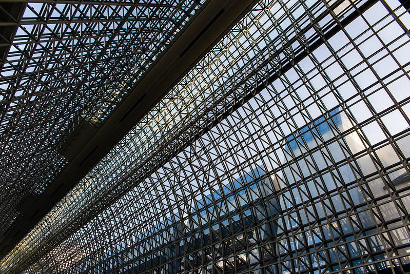 Kyoto Station / 京都車站