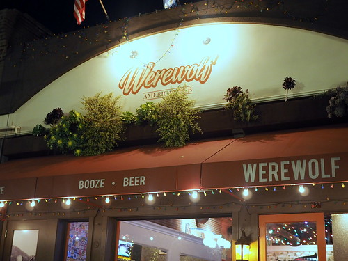 Werewolf – Gaslamp, Downtown San Diego