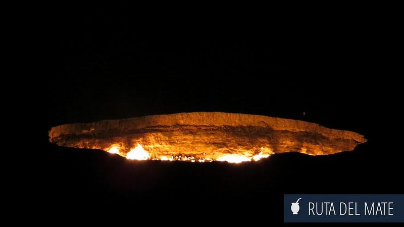 Crater de Darvaza Turkmenistan (3)
