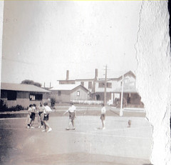 Queenscliff 1950 - Bendigo Teachers' College at a Physical Education Camp