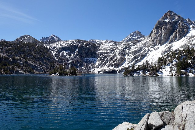 Upper Rae Lake, m793
