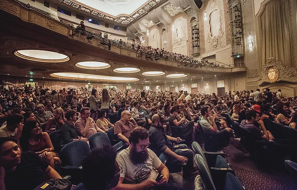 Sufjan Stevens @ Arlene Schnitzer Concert Hall, Portland 08/06/15