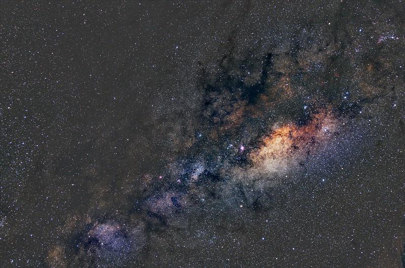 M8 wide field